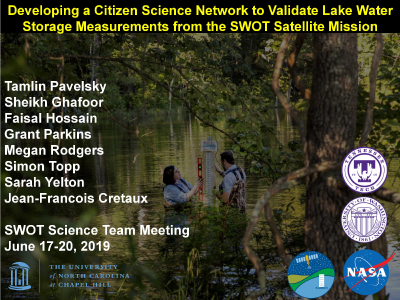 LOCSS - Citizen Science for Lake Validation