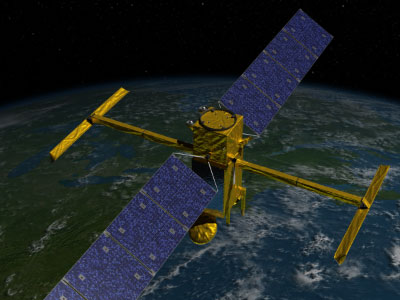 SWOT Spacecraft (Artist Concept)