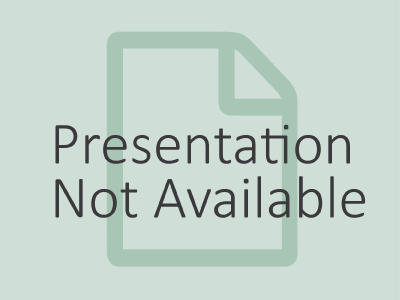Presentation not available